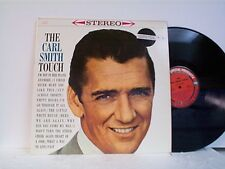 "CARL SMITH ""THE CARL SMITH TOUCH"" LP MINT"