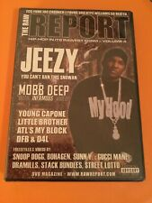 The Raw Report Volume 4 Hip Hop Young Jeezy Mob Deep New And Sealed