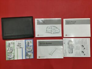 2002-2006 Vauxhall Meriva Owners Manual Service Book, Audio Wallet Pack 2004