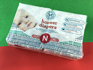 The Honest Company Eco-Friendly & Premium  Baby Diapers Size 0, 40 CT #PV6851