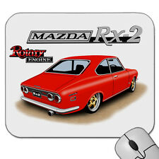 MAZDA  RX2  COUPE       MOUSE PAD   MOUSE MAT