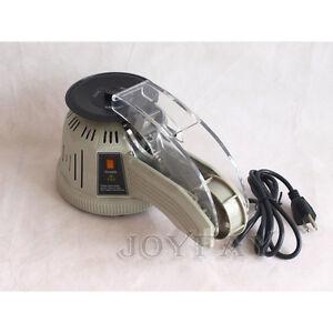Electric Tape Dispenser ZCUT-2 Adhesive Tape Cutter Machine 220V 3-22mm Width