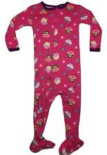 NEW GIRLS 12M PINK PAUL FRANK JULIUS MONKEY BABY INFANT TODDLER PJ'S PAJAMAS
