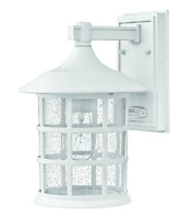 "Hinkley Outdoor Lighting Wall Mounted 12"" Lantern 1804CW New! Classic White"