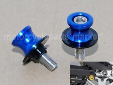 2x 10mm Swingarm Spools Sliders Stand Screws For KTM RC 125/200/390 Duke 690 990