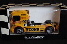 Minichamps Mercedes-Benz Actros Race Truck 1999 1:43 #11 Jordi Gené (ESP) (JS)