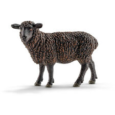 Schleich 13785 Black Sheep (World of Nature - Farm Life) Plastic Figure