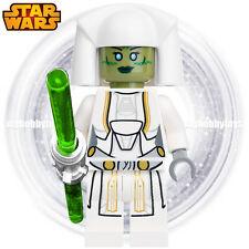 LEGO Star Wars Minifigures - Jedi Consular c/w Lightsaber ( 75025 ) Minifigure