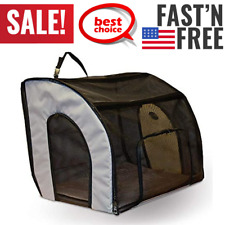 Durable Travel Safety Pet Carrier Comfortable Safe And Secure Location Washable