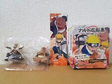 Bandai Naruto Shippuden Ningyo Collection Yondaime & Gamabunta Figure set NEW