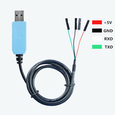 PL2303TA USB to TTL RS232 Serial Adapter Cable For Arduino Win XP/VISTA/7/8/8.1