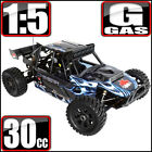 Redcat Racing Rampage Chimera Off Road 1/5 Scale Gas Sand Rail RC Buggy Blue