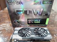 EVGA NVIDIA GeForce GTX 1080 FTW DT Gaming ACX 3.0 8GB Graphics Card - 08G-P4-6…