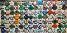 lote 146 98  chapas de cerveza y refrescos