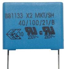 Kondensator 0,47µF Ersatzteil f. Senseo® Kaffeemaschine 7810,7820,7840 u.a.