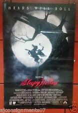 New Johnny Depp Christina Ricci 12x18inch Horror Movie Silk Poster Sleepy Hollow