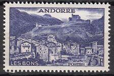 TIMBRE ANDORRE FRANCE NEUF  N° 153 *  LE HAMEAU DES BONS