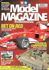 Tamiya Model 117 M113 Zelda ll French Leclerc MBT Studio 27 Ferrari F2004 Resin
