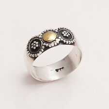 Knuckle Ring Vintage Fine Jewelry Gift 925 Sterling Silver Midi Ring Band Womens