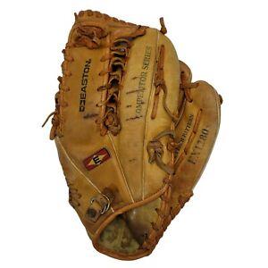 "Easton Competitor Series EX1280 RHT 12.75"" Leather Baseball Softball Glove"
