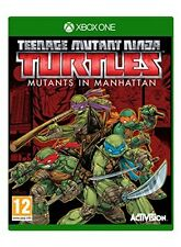 Teenage Mutant Ninja Turtles: Mutants in Manhattan (Xbox One) [New Game]