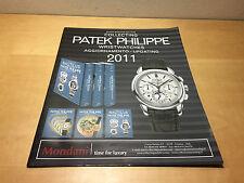 Guido Mondani Editore - Collecting PATEK PHILIPPE Wristwatches - Updating 2011