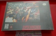 Realm (Super Nintendo,1996), SNES,  Actual pict, Sealed, Fast ship, Authentic