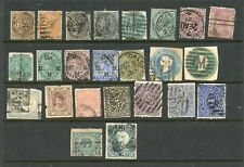 INDIA-Lot of 24 different stamps