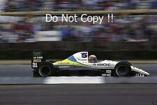 Roberto Moreno Coloni C3 British Grand Prix 1989 Photograph 1