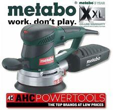 Metabo SXE450 TurboTec 240V - 350W 150mm Orbital Disc Sander