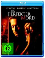 "Ein perfekter Mord [Blu-ray/NEU/OVP] Remake von ""Bei Anruf Mord""mit Michael Doug"