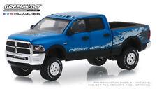 GreenLight 1/64 2016 Dodge Ram 2500 Power Wagon - Blue Streak Pearlcoat 29983