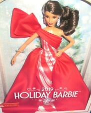 BARBIE SIGNATURE 2019 HISPANIC HOLIDAY COLLECTOR BARBIE DOLL, NEW