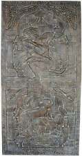 KAMASUTRA DOOR Panel ANTIQUE Carved Barn Door Wall Sculpture,Wall Art of Love