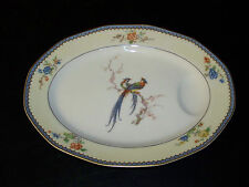 HAVILAND CHAMBORD OVAL SERVING PLATTER -  EXCELLENT CONDITION - 11 1/4""