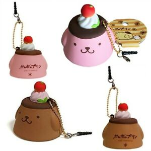 POM POM Purin Purin Flan Pudding squishy mascot