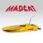 Thunder Tiger #5130-F11Y Madcat-OBL RTR - CatamaranOff-shore RTR