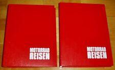 Motorrad Reisen 1982 1983 1984 Tourenfahrer Test Technik Zeitschrift Sammlung