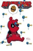Do You Pooh? Deadpool Homage Marat Mychaels Variants