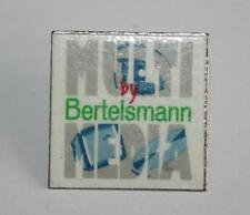 Multi media by bertelsmann pin