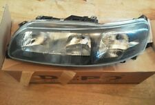 Volvo V70 LH NS headlamp electric no motor black surround 2000-2004