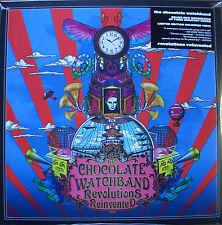 Chocolate Reloj Banda revoluciones reinventado Lp Garage Psych Standells calambres