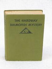 Miles Burton THE HARDWAY DIAMONDS MYSTERY The Mystery League Inc, New York 1930