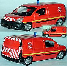 Renault Kangoo 2 Feuerwehr Pompiers 1:43 Norev
