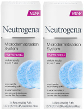 Neutrogena Microdermabrasion System Puffs Refill ( 2 Pack)