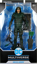 DC Multiverse ~ 7-INCH GREEN ARROW (CW TV SERIES) ACTION FIGURE ~ McFarlane Toys