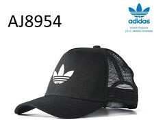 ADIDAS ORIGINALS TREFOIL BLACK CAP Hat AJ8954 size ХL (OSFM)