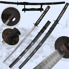 Way of the Warrior Sengoku Engraved Japanese Samurai Katana Sword Stand Display