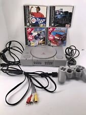 Sony Playstation System (Ps1)controller + Games