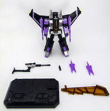 Transformers BB7 F-15 BBQ-01 YM-01 Not-Skywarp